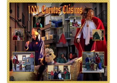 cartel-1001 cuentos clásicos- 2019